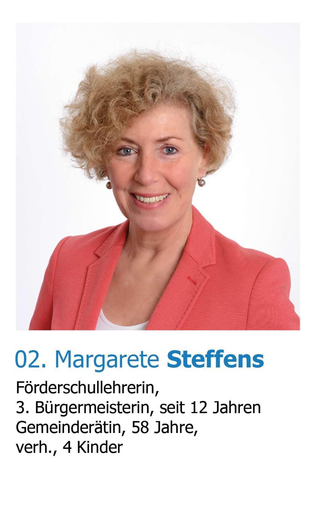 Margarete Steffens