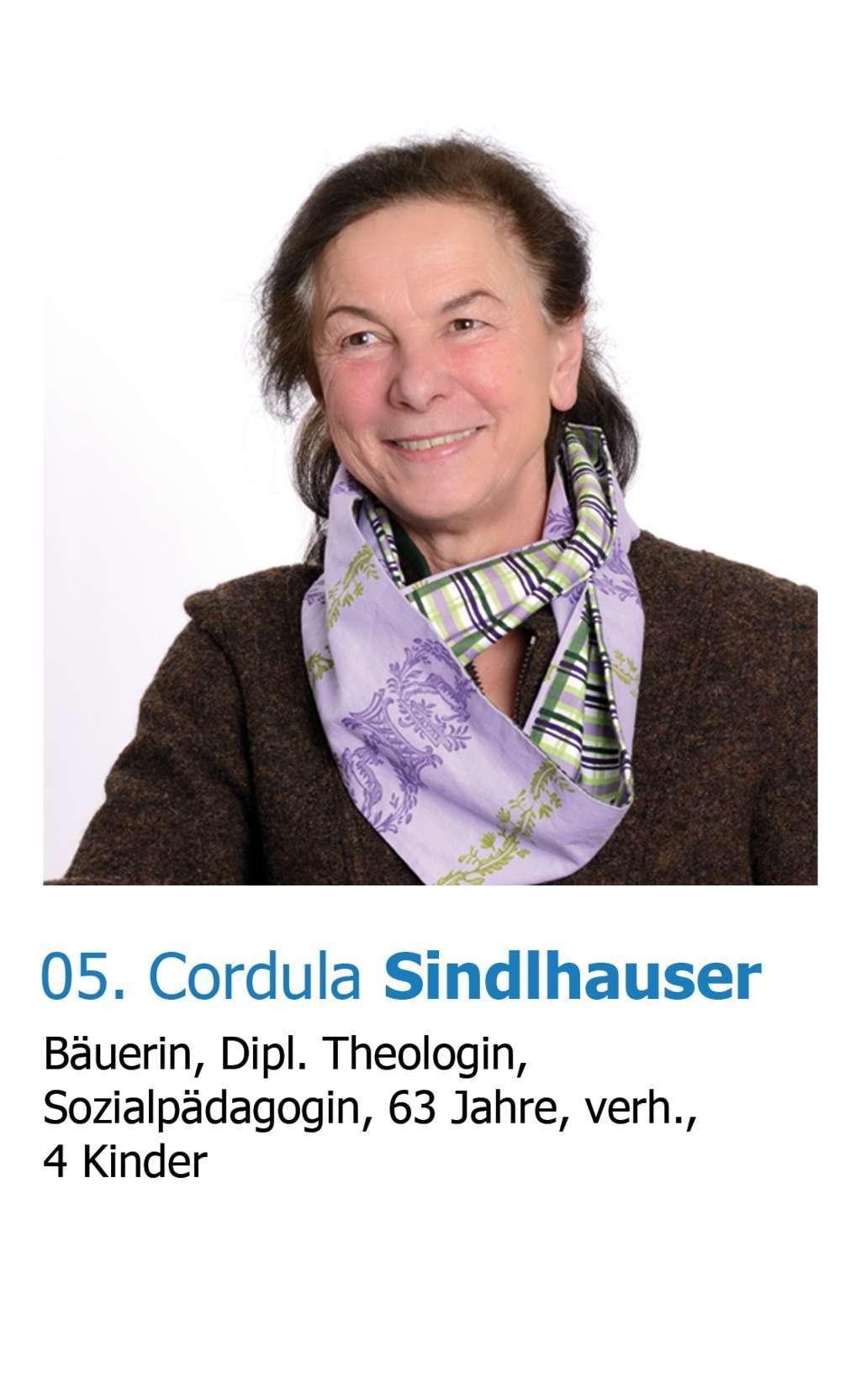 Cordula Sindlhauser