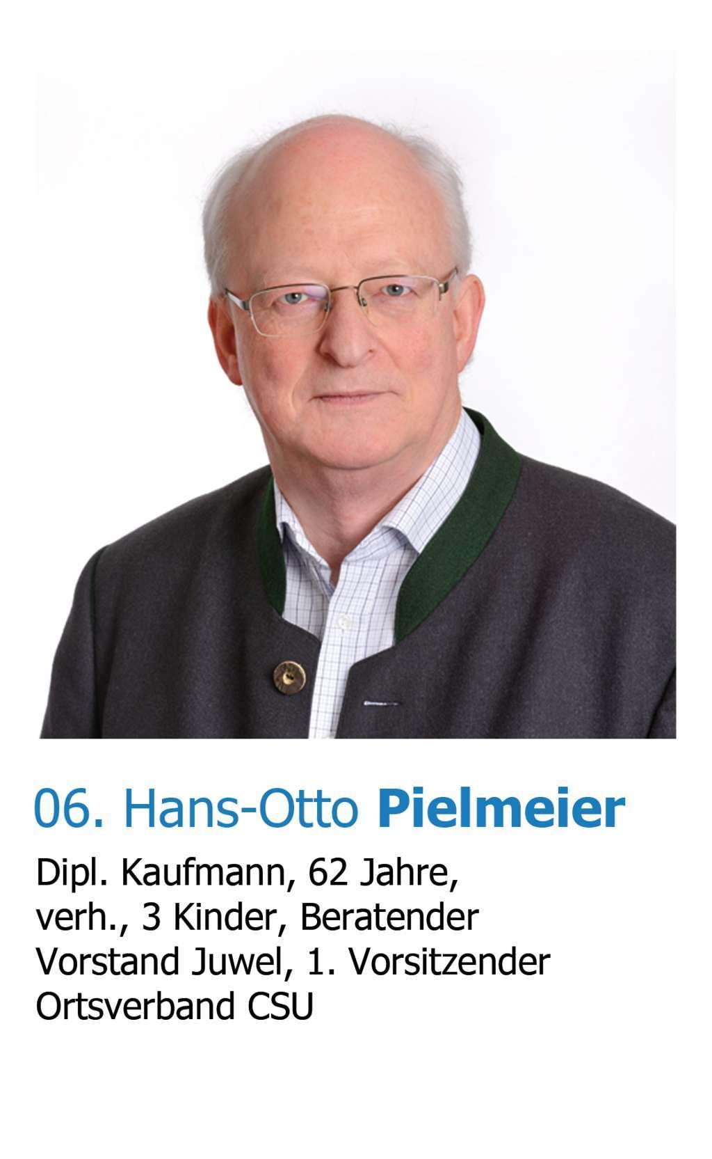 Has Otto Pielmeier