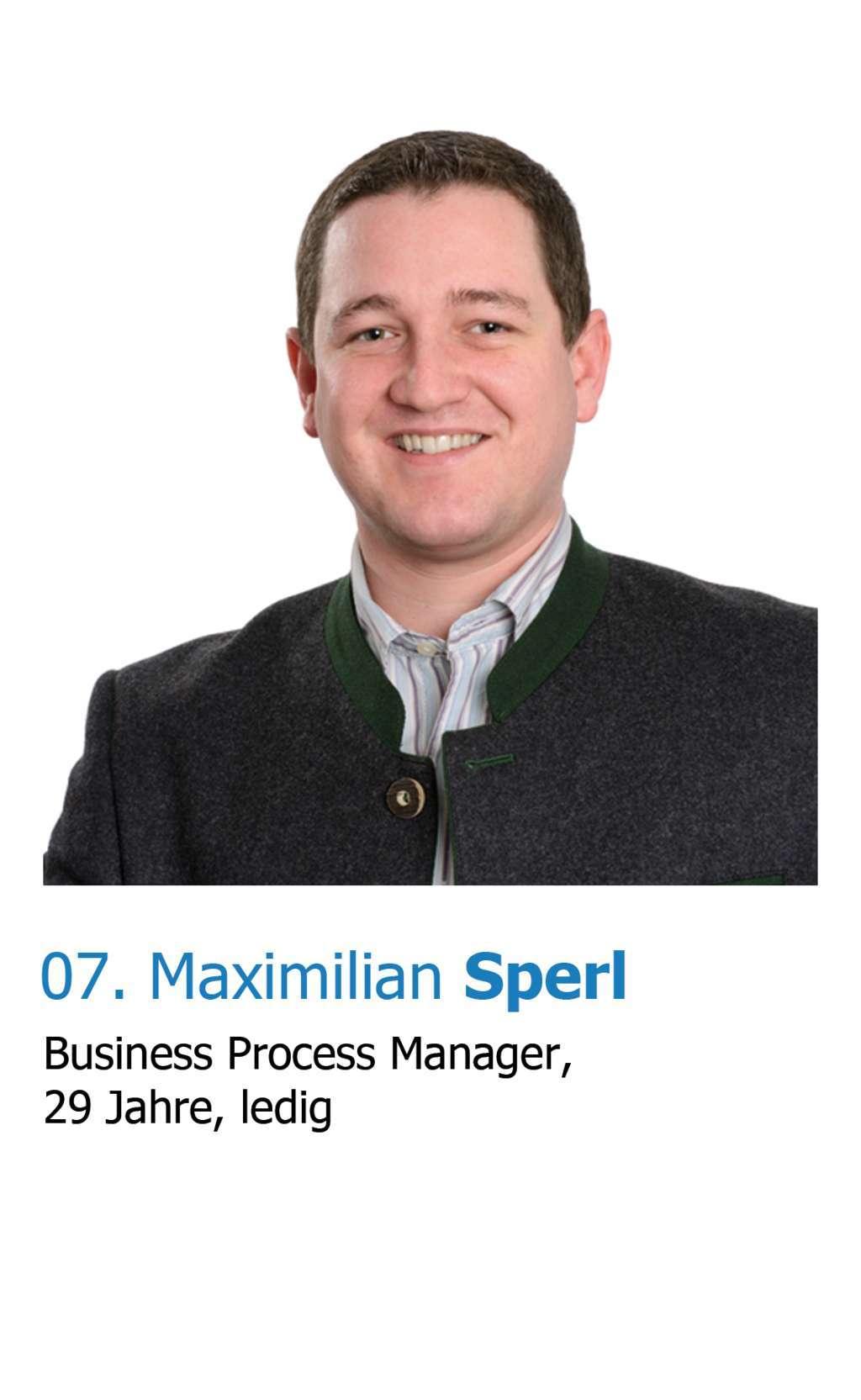 Maximilian Sperl