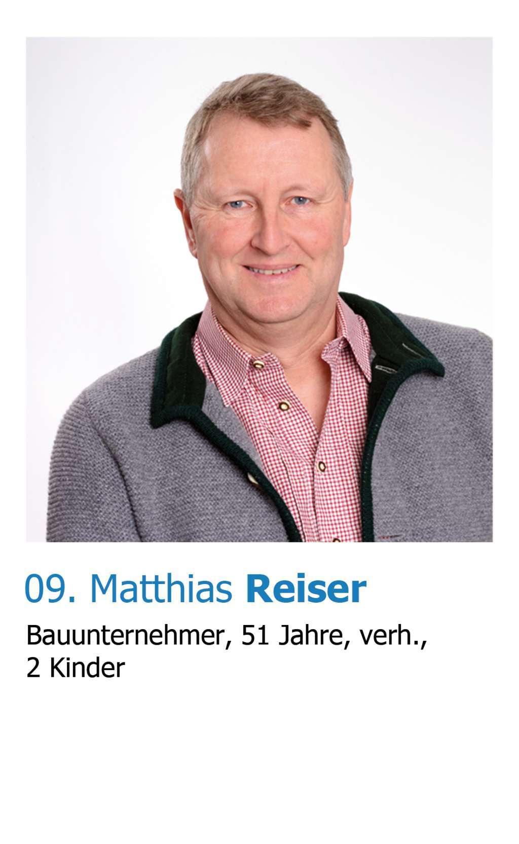Matthias Reiser