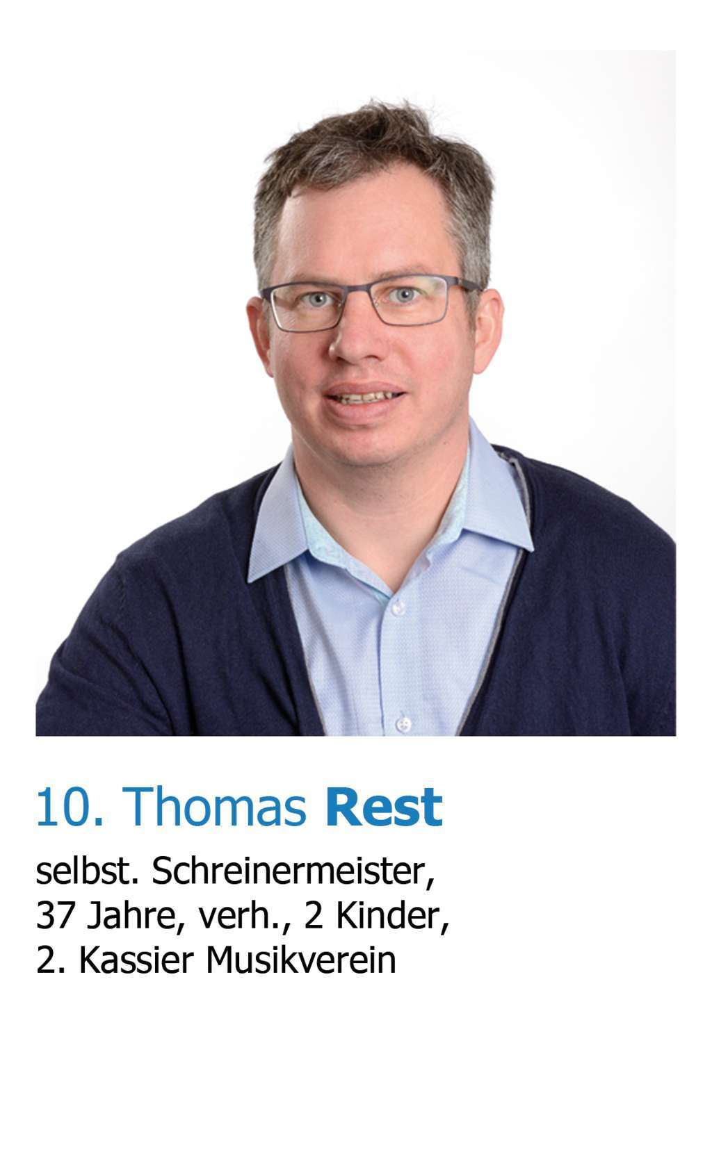 Thomas Rest