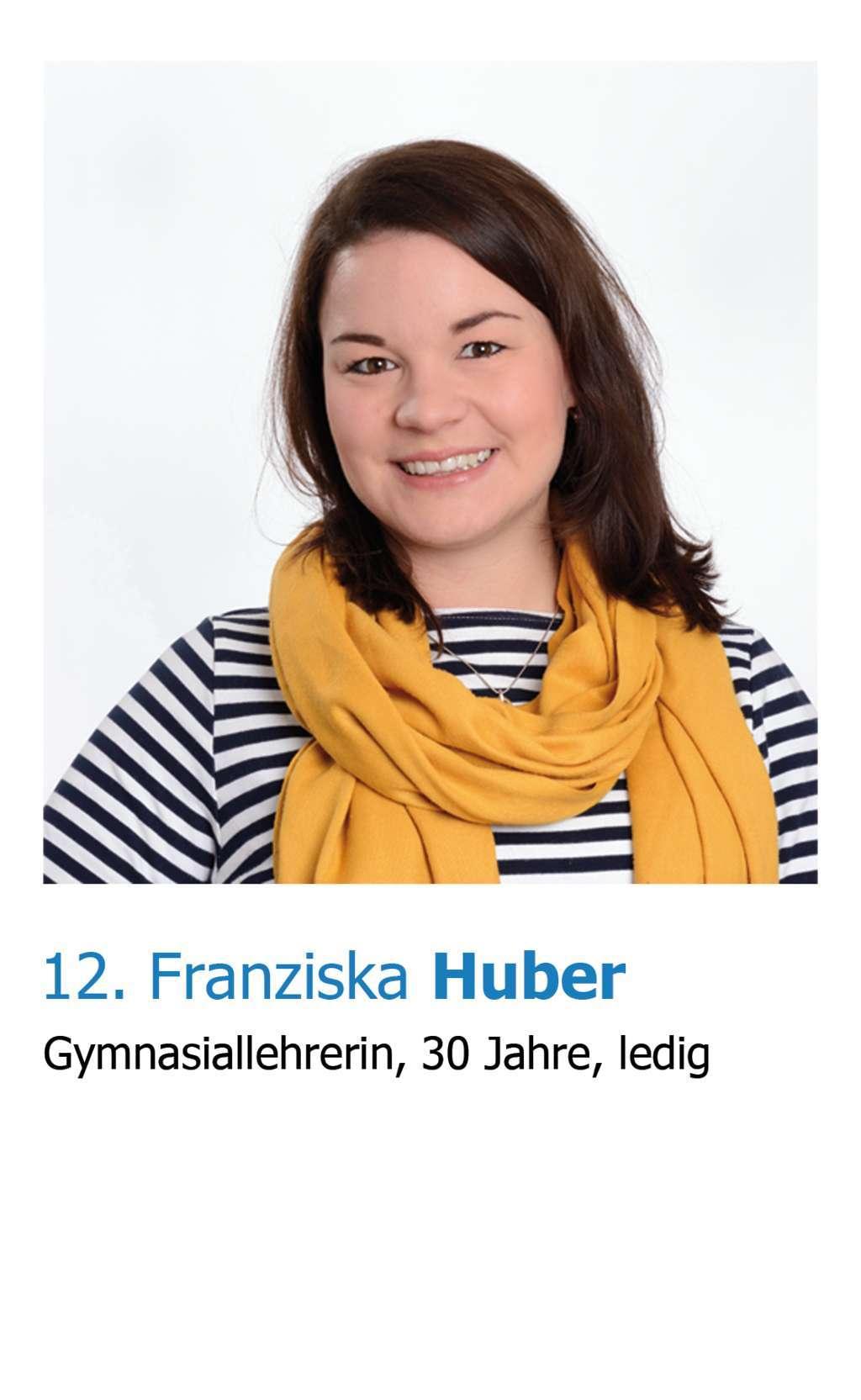 Franziska Huber