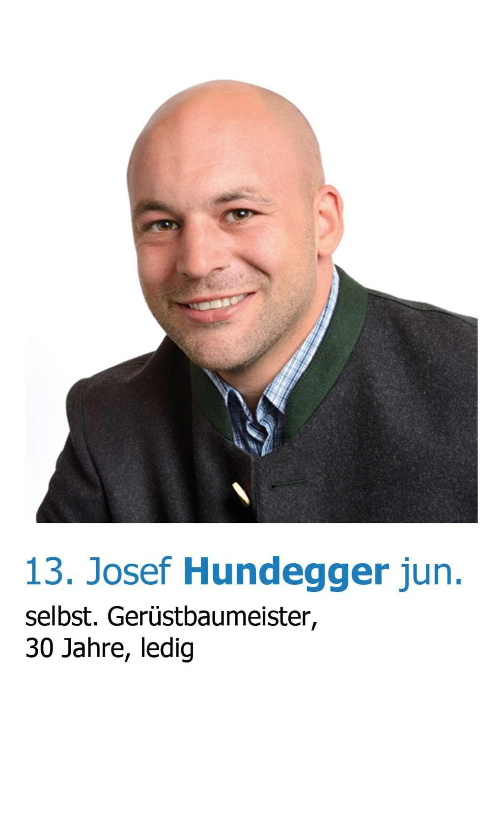 Josef Hundegger jun.