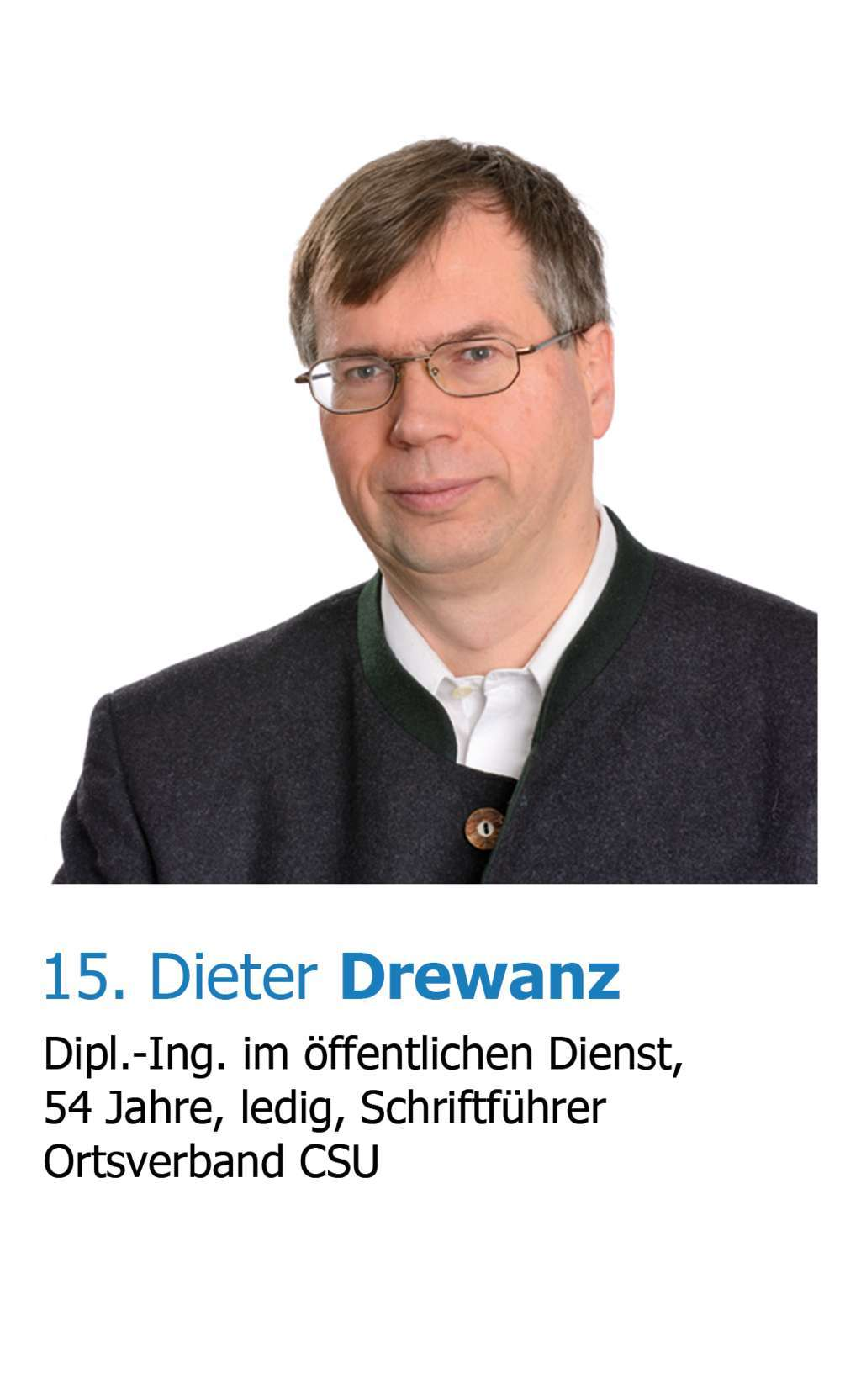 Dieter Drewanz